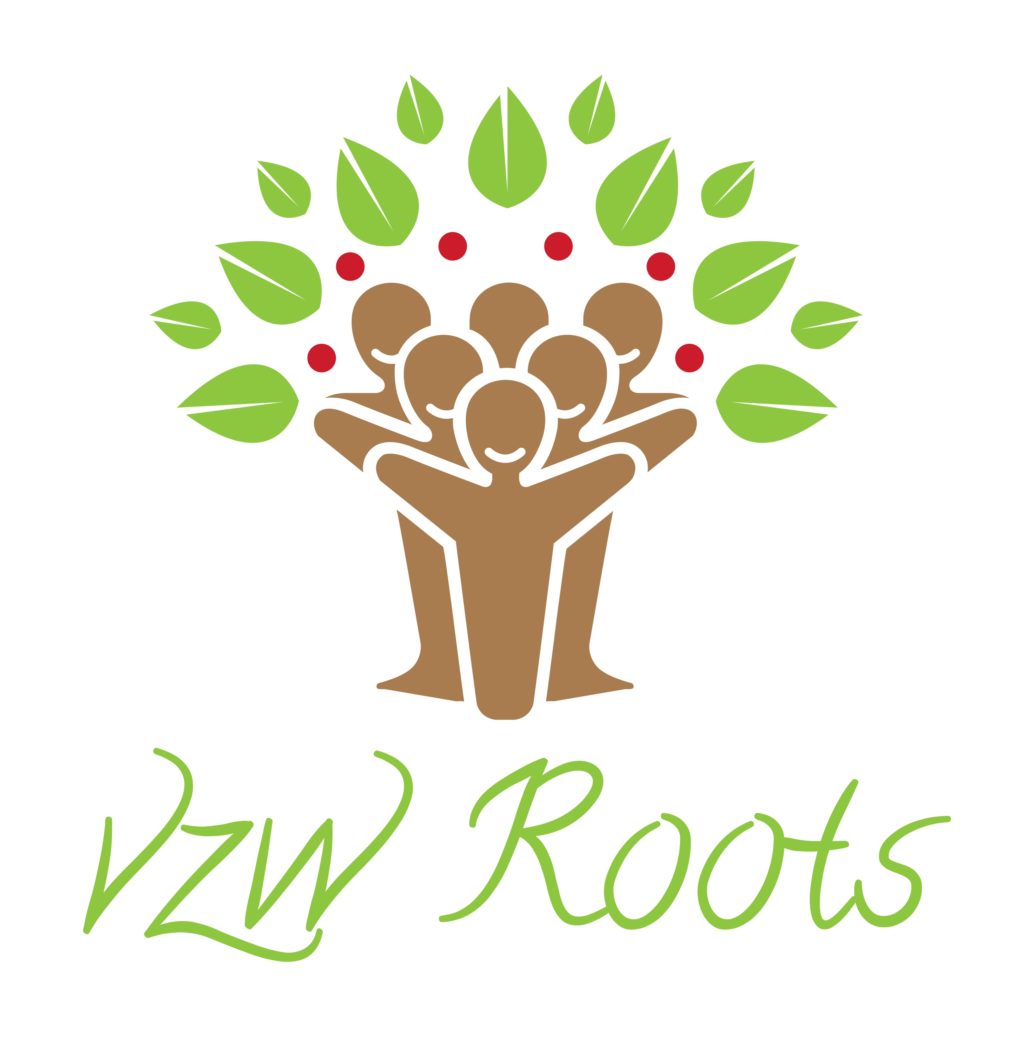 Logo VZW Roots